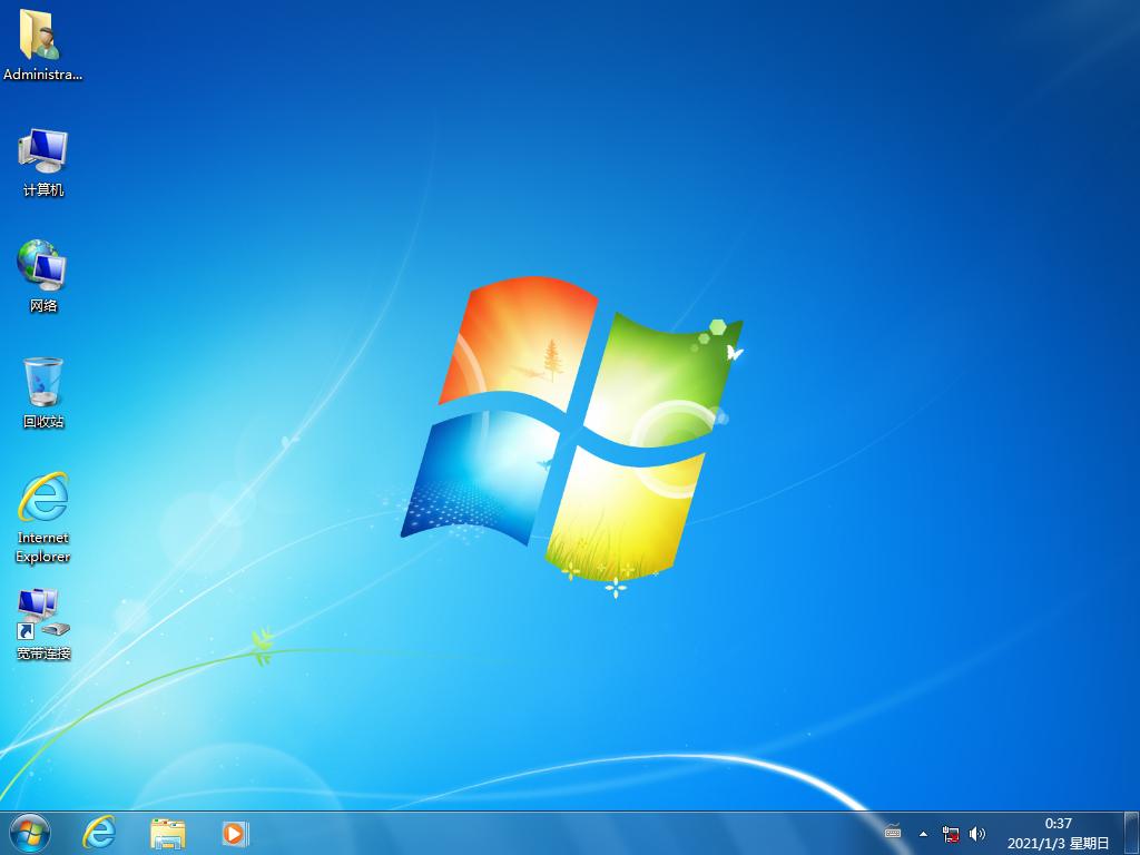 Y-OS Win7 SP1 x86&x64 纯净旗舰版v202101(支持第八、九、十代) 加入USB3.X驱动